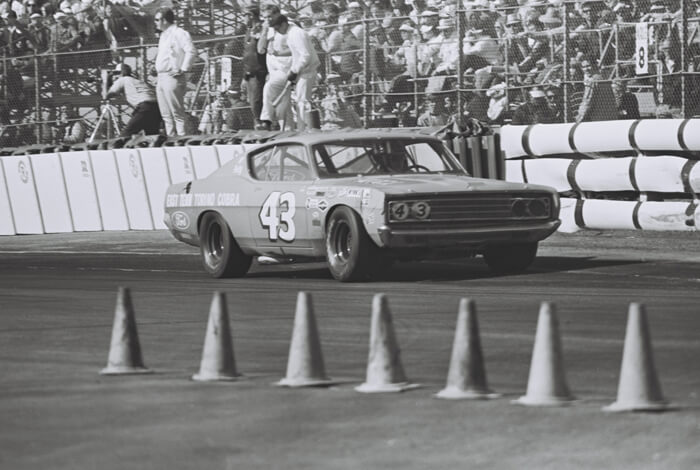 Richard Petty Riversiden radalla 1969
