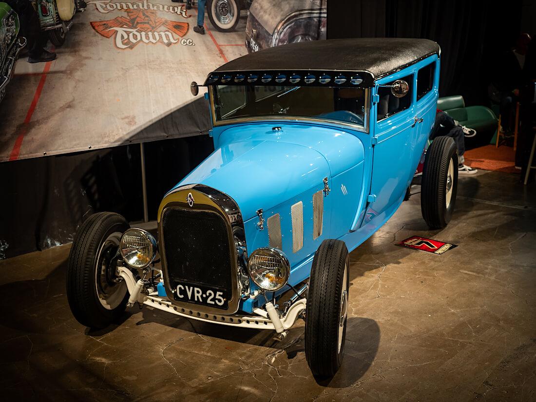 199 Ford Tudor rodi