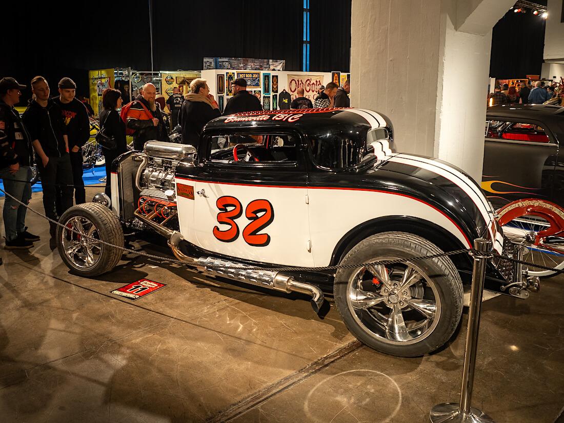 1932 Ford Deuce moderni rodi