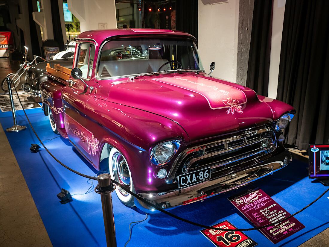 1956 Chevrolet Stepside