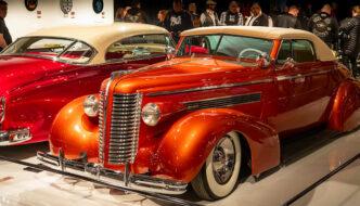 1938 Buick Custom