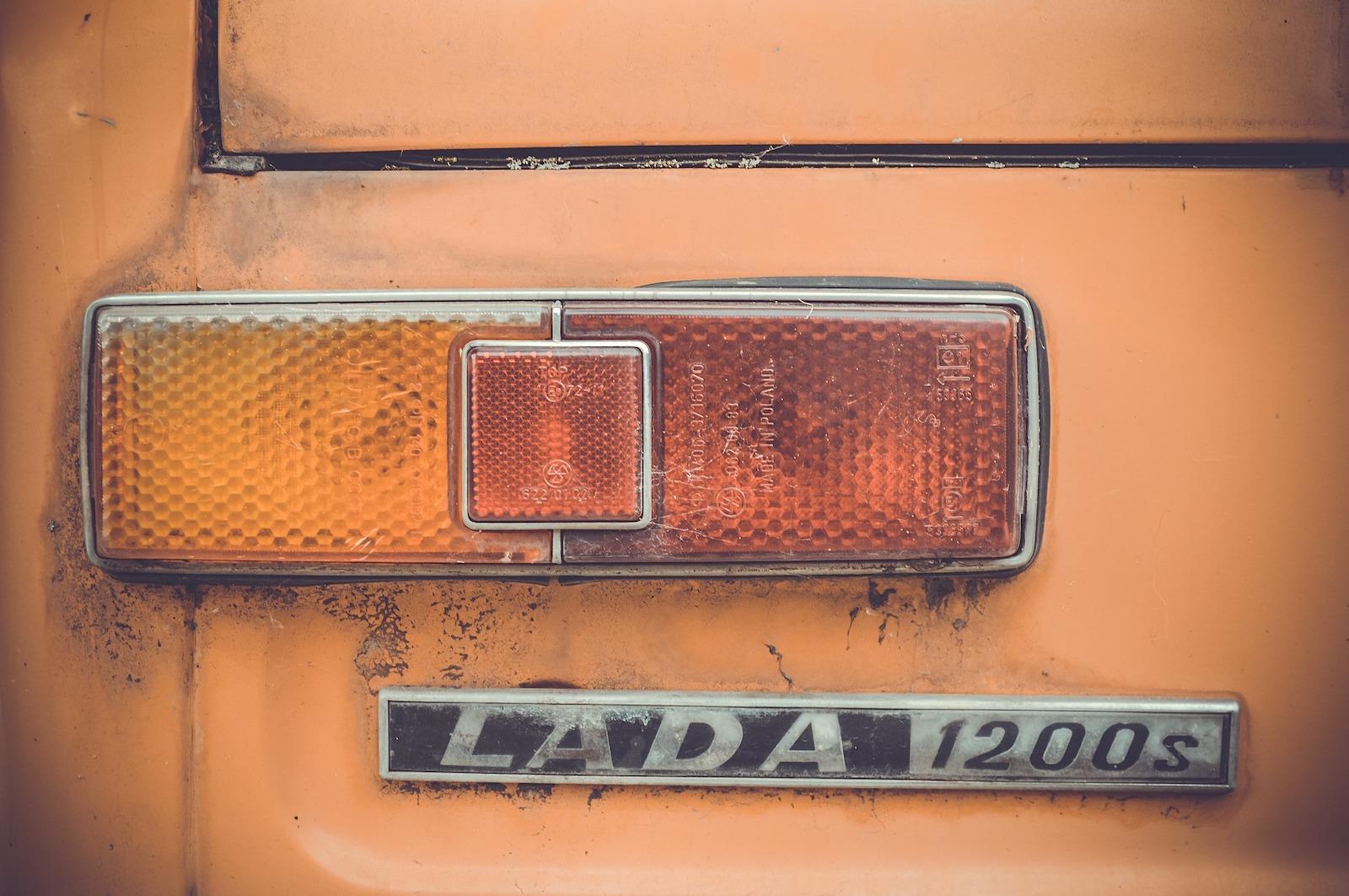 Lada 1200S merkki