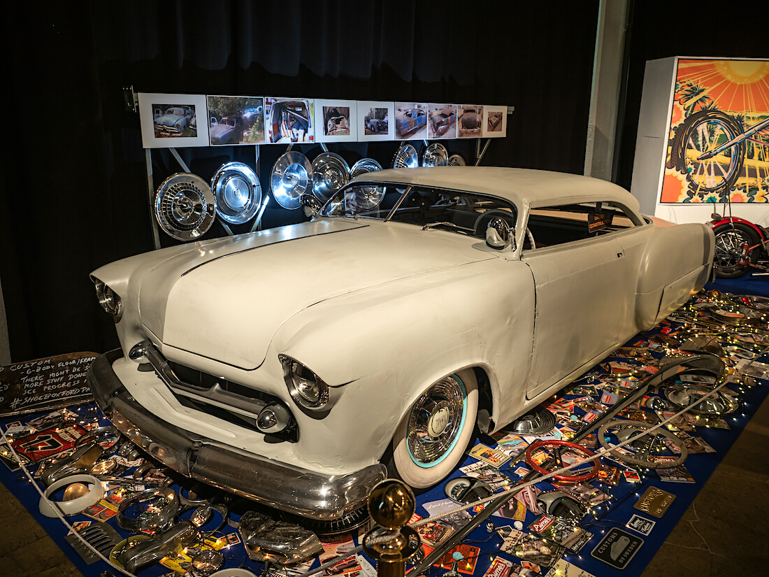 Chopattu Shoebox Ford custom