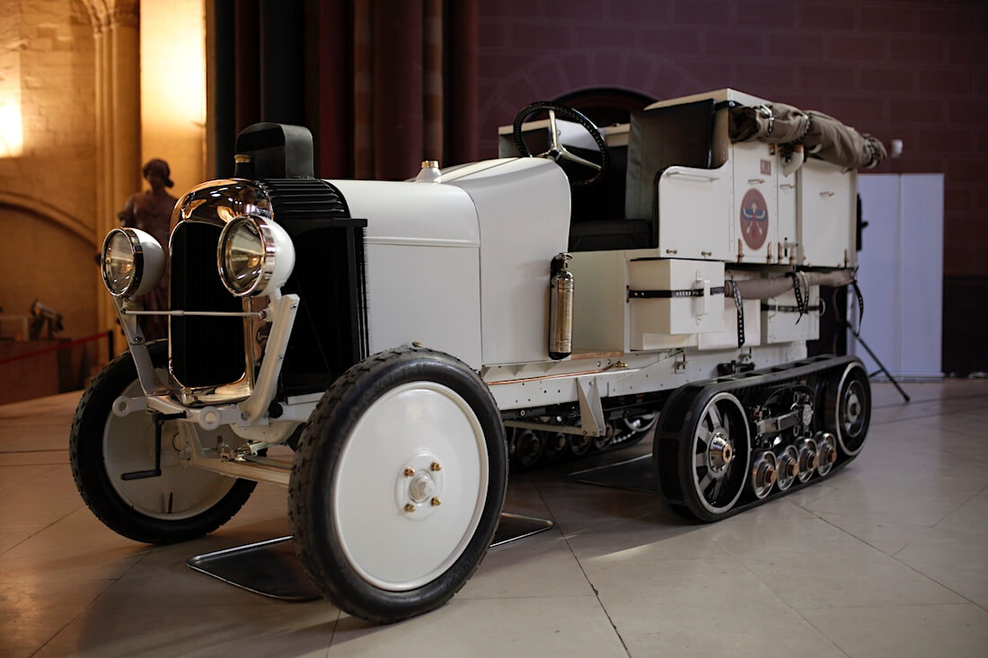 1922 Citroen Scarabee d'Or replica