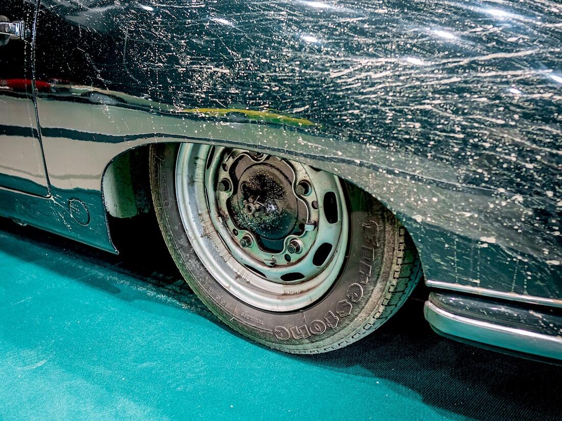 1951 porsche 356 coupe