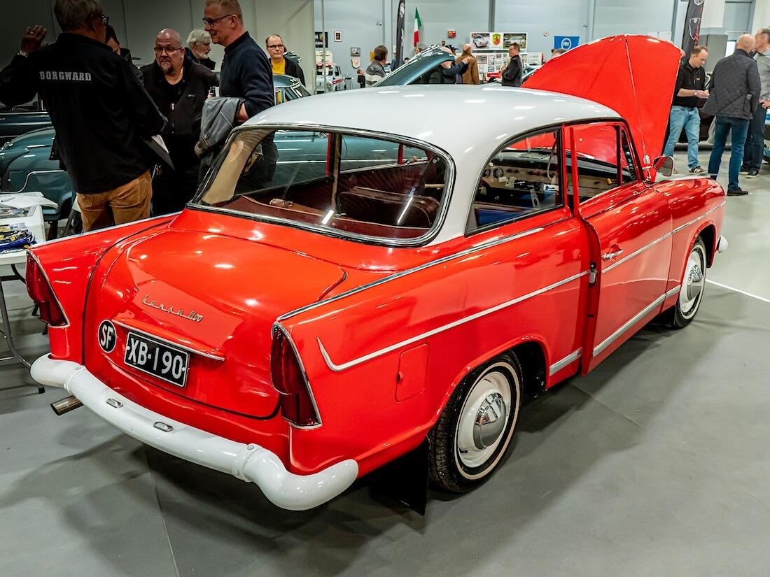 1959 Hansa 1100 henkilöauto
