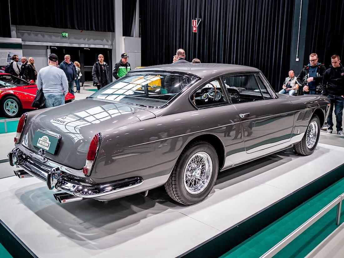 Hopeanharmaa 1963 Ferrari GTE
