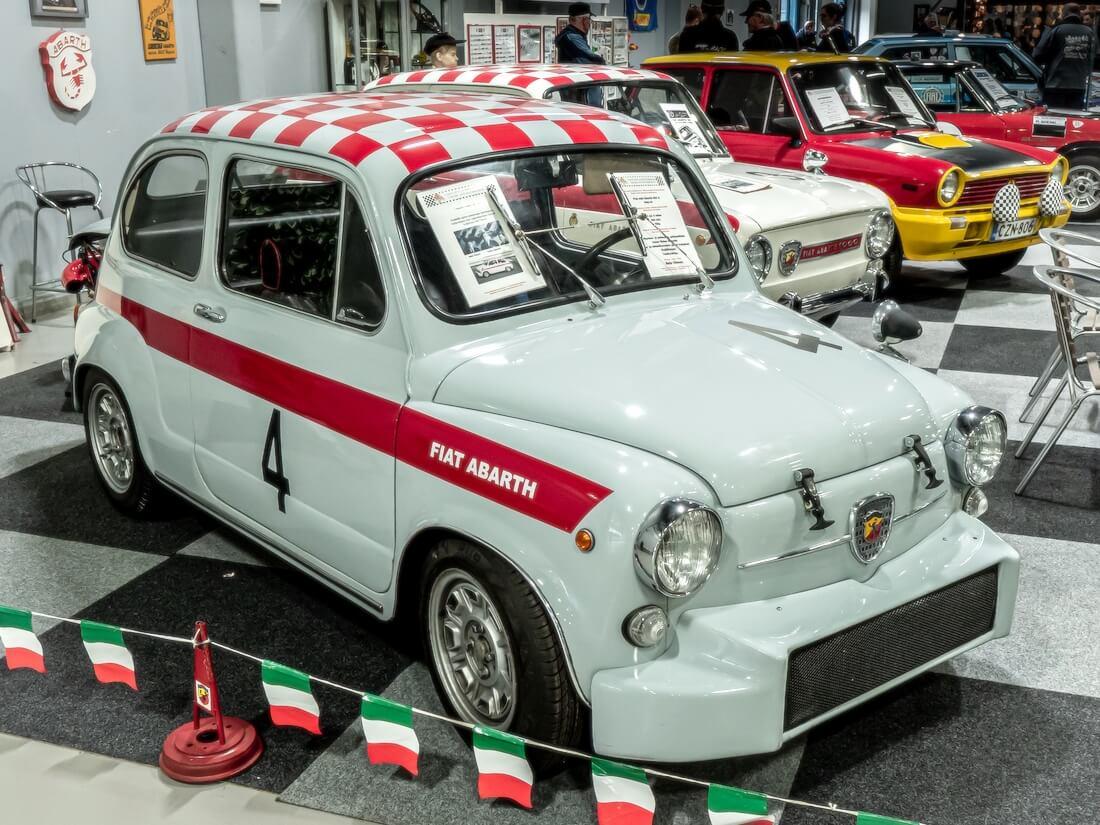 1967 Fiat Abarth 850 tc