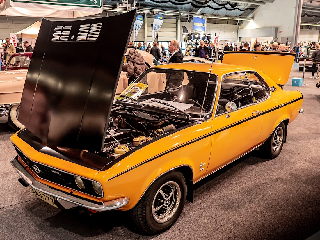 1972 Opel Manta A SR