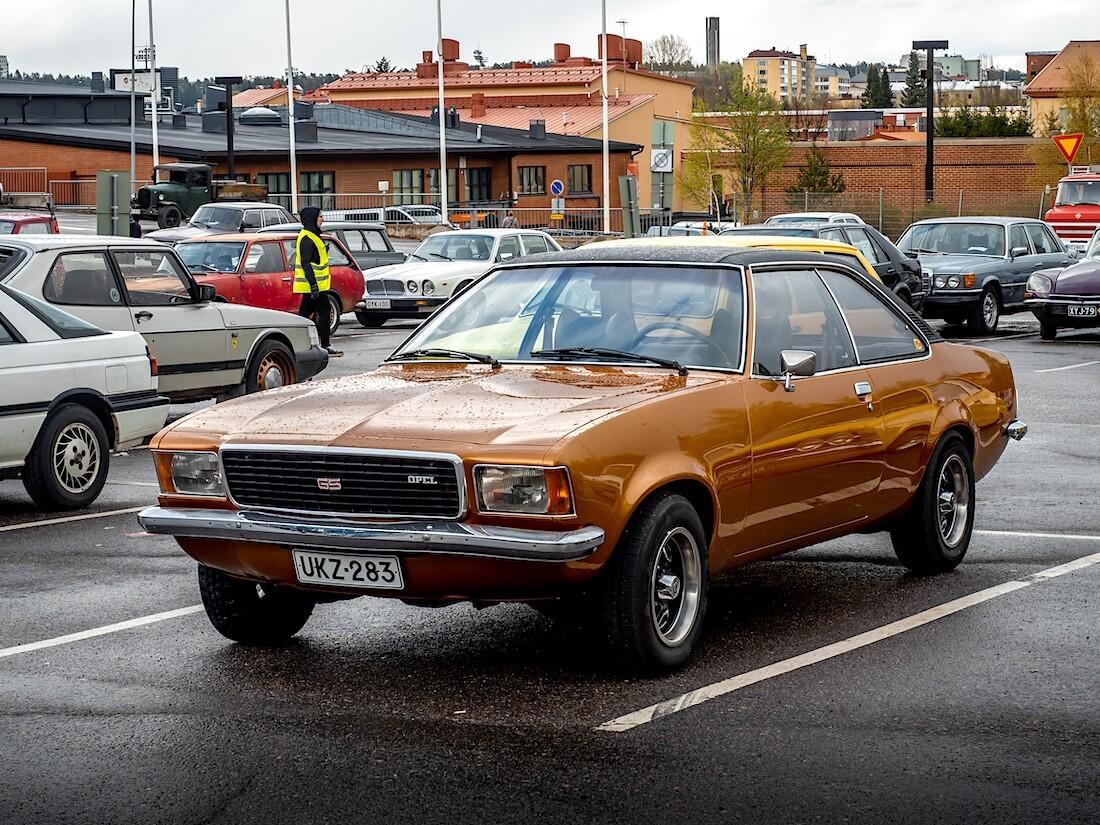 1973 Opel Commodore B GS