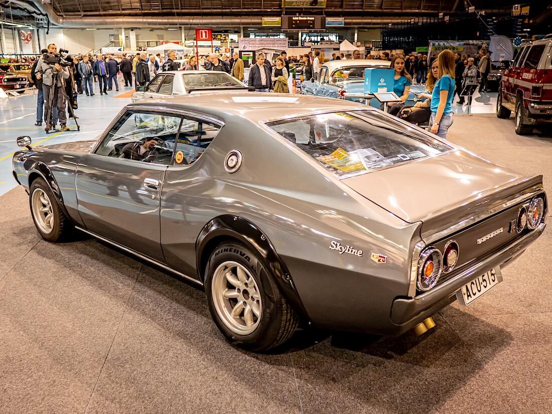1974 Datsun Skyline GTR