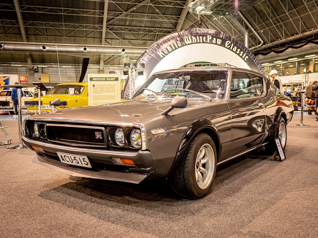1974 Datsun Nissan 240K Skyline GTR