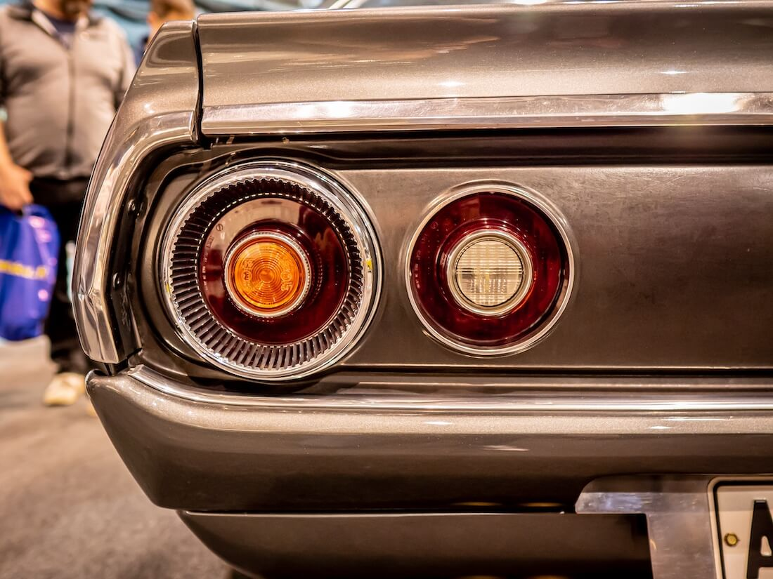 1974 Datsun GTR Skylinen takavalot