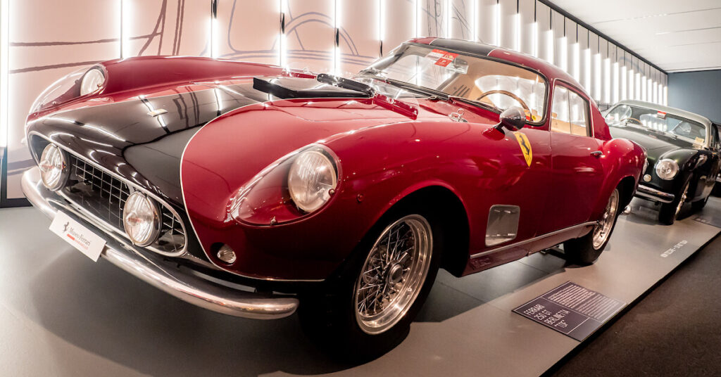 1958 Ferrari 250GT Berlinetta Tour de France