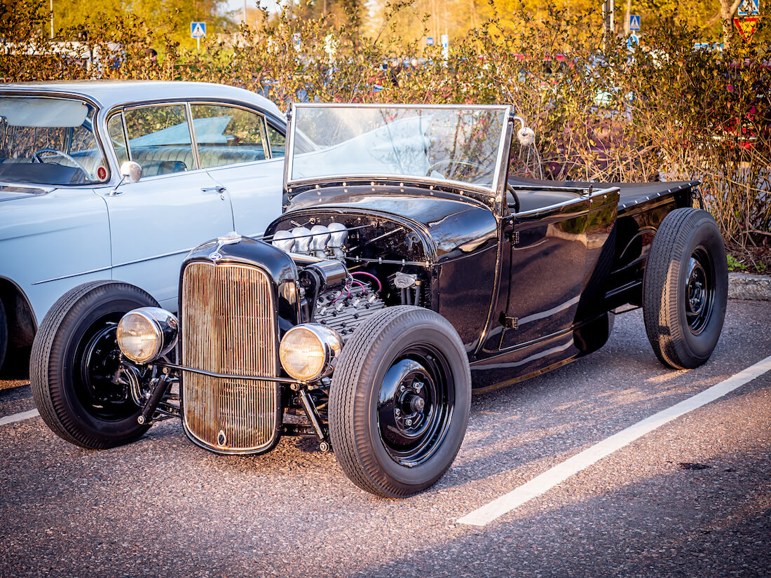 1928 Ford A roadster pickup