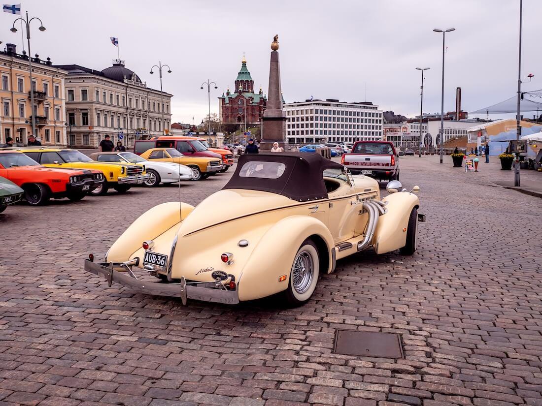 1936 Auburn 852SC Speedster