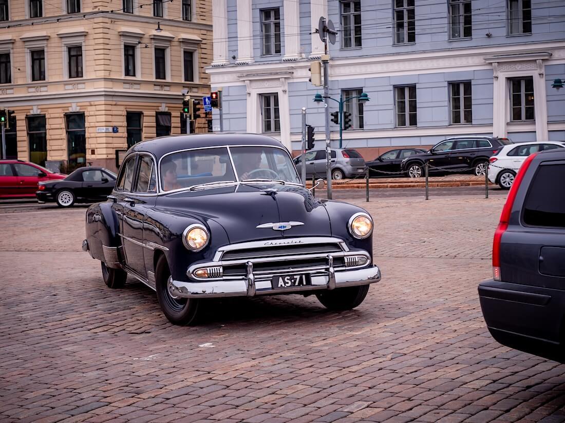 1951 Chevrolet Styleline Deluxe 4 sedan