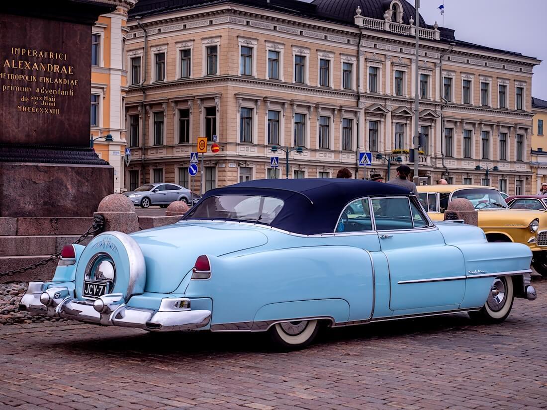1953 Cadillac Eldorado avoauto