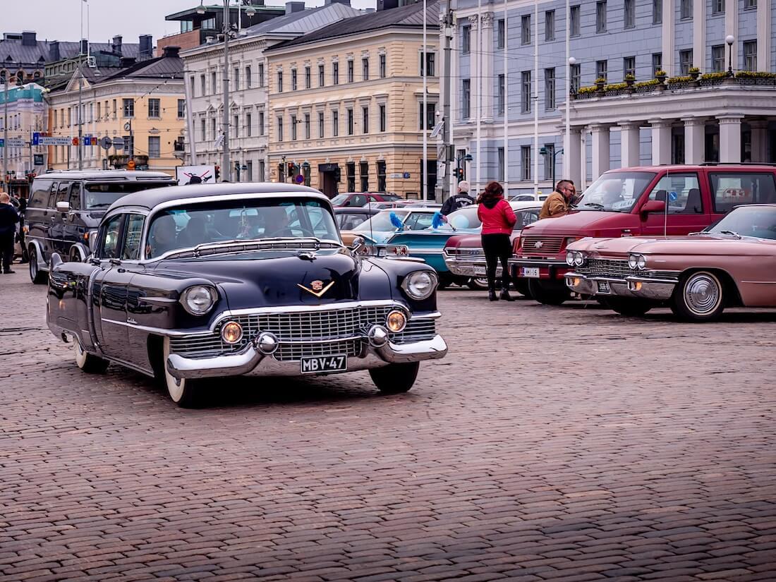 1954 Cadillac Series 60 Special Fleetwood