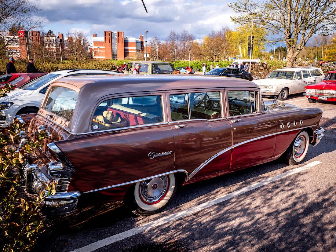 1955 Buick Century Station Wagon Nailhead 322cid V8