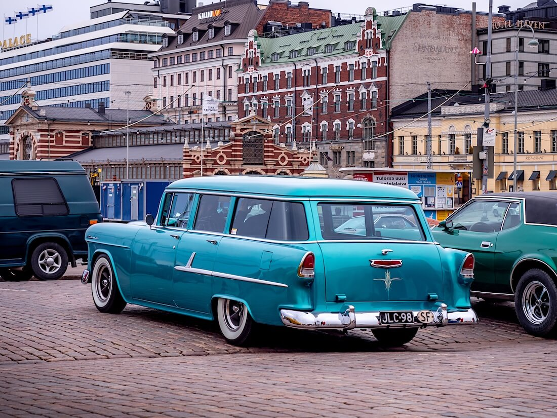 1955 Chevrolet Two-Ten Wagon Kauppatorilla