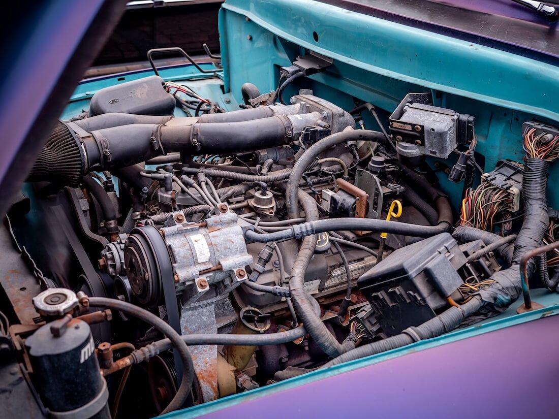 1955 Ford F-100 460cid moottorilla
