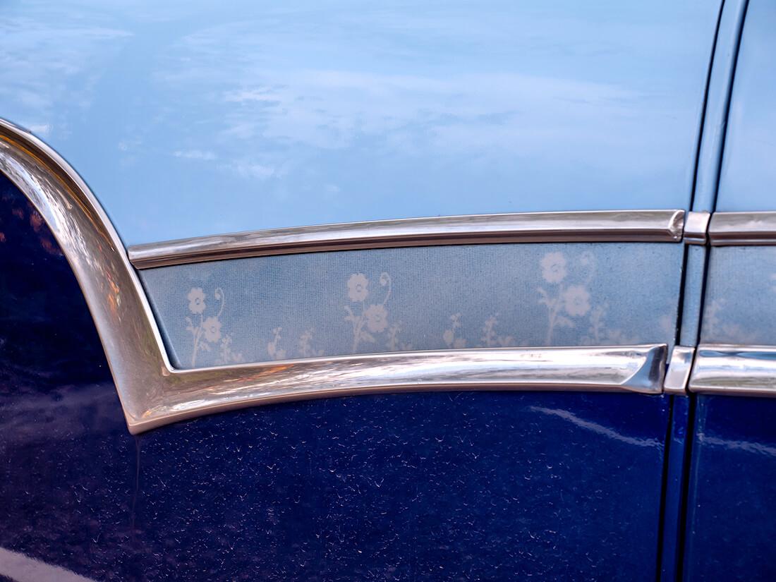 1957 Ford Country Sedan custom maalaus