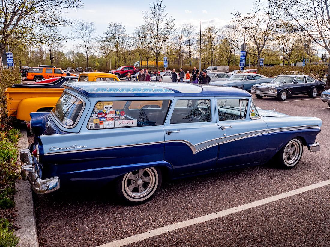 1957 Ford Country Sedan V8