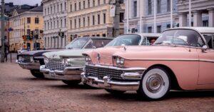 1958 Buick Special Riviera kauppatorilla