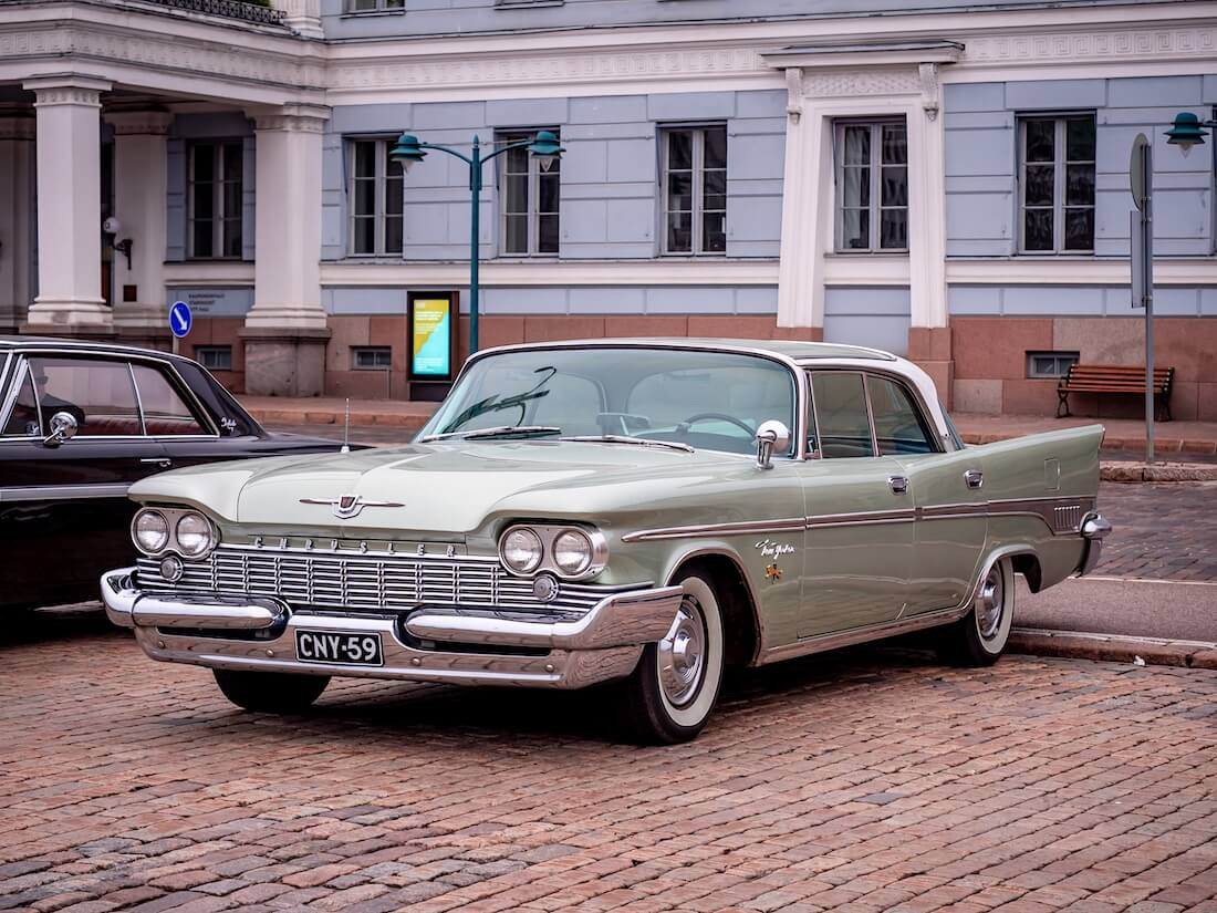 1959 Chryler New Yorker 413cid V8