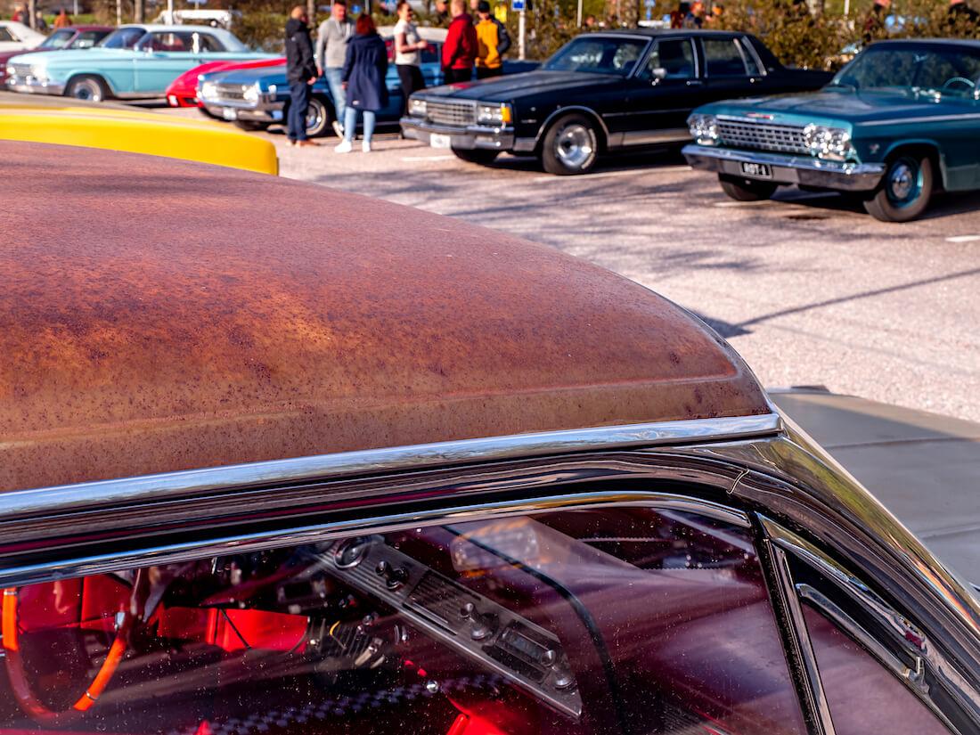 1962 Chevrolet Impalan patinoitunut katto