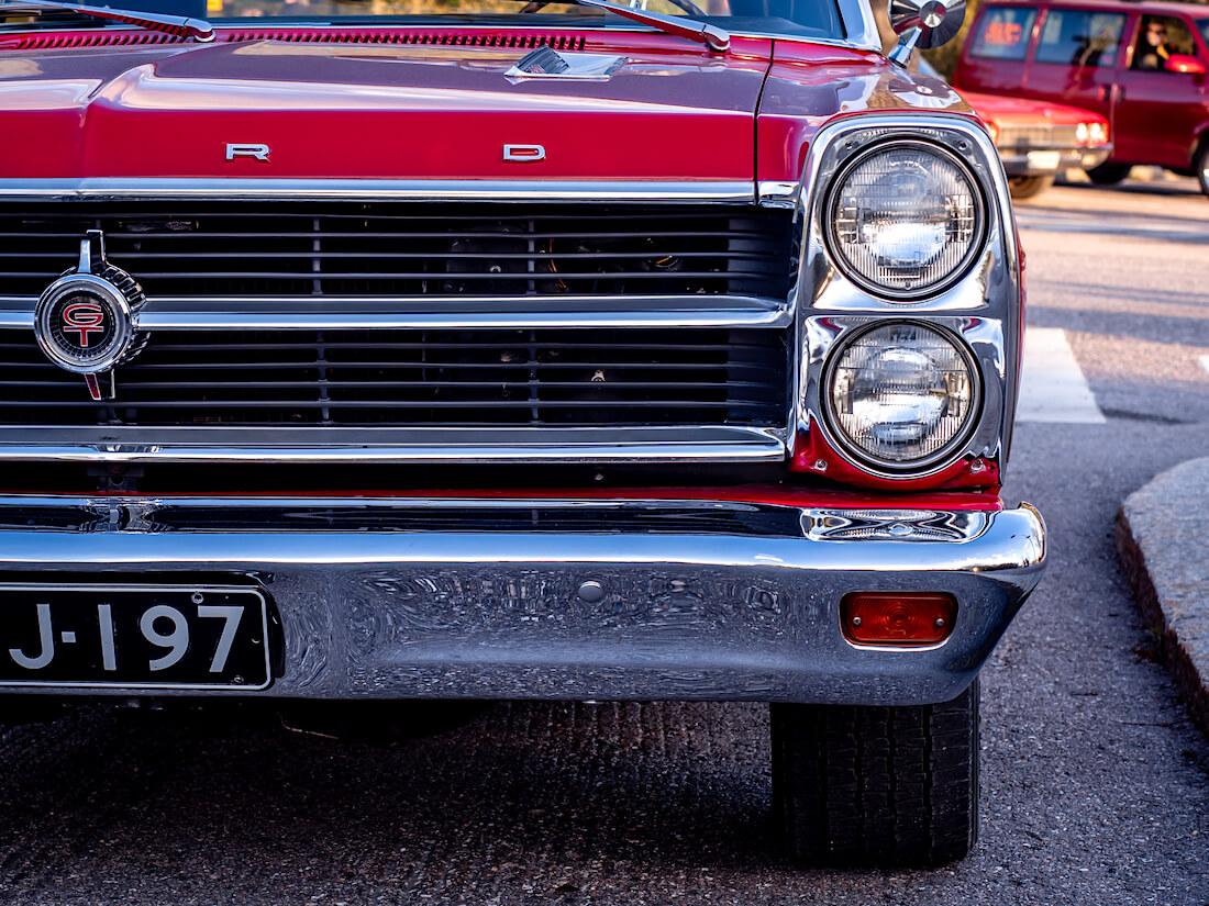 1966 Ford Fairline 500 GT 390cid V8