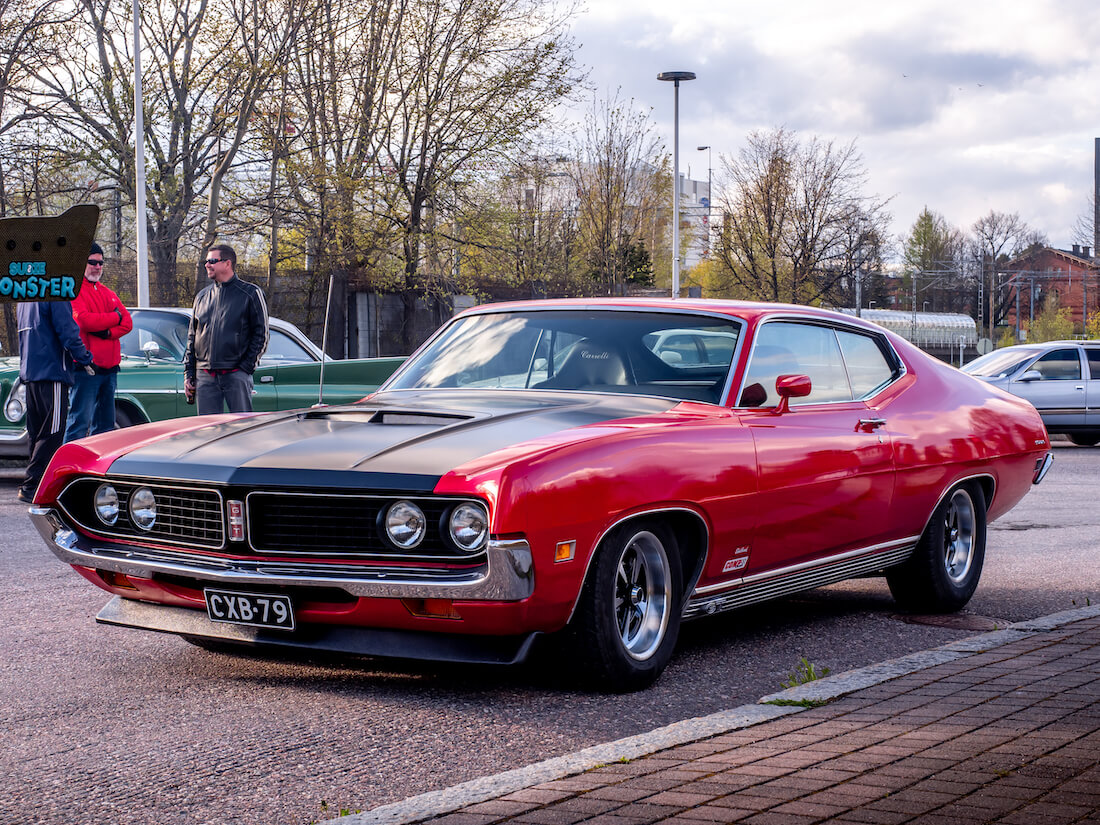 1971 Ford Torino Sportsroof