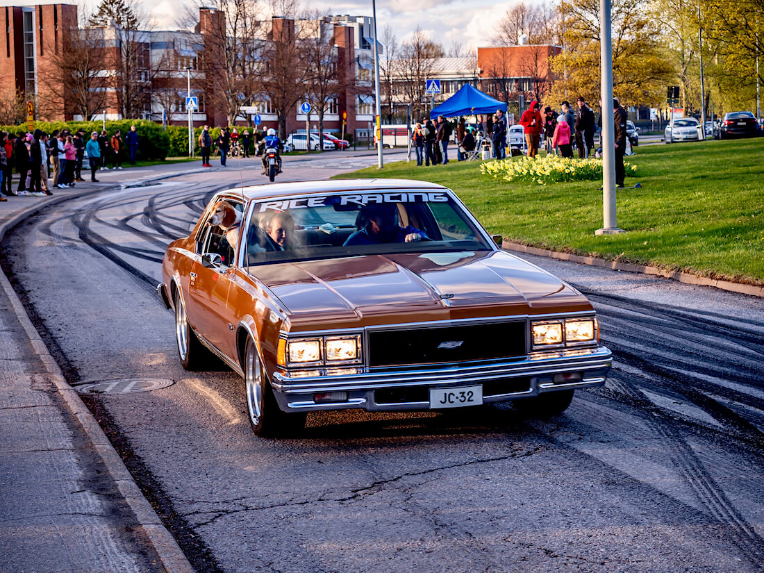1980 Chevrolet Caprice Coupe 350cid V8