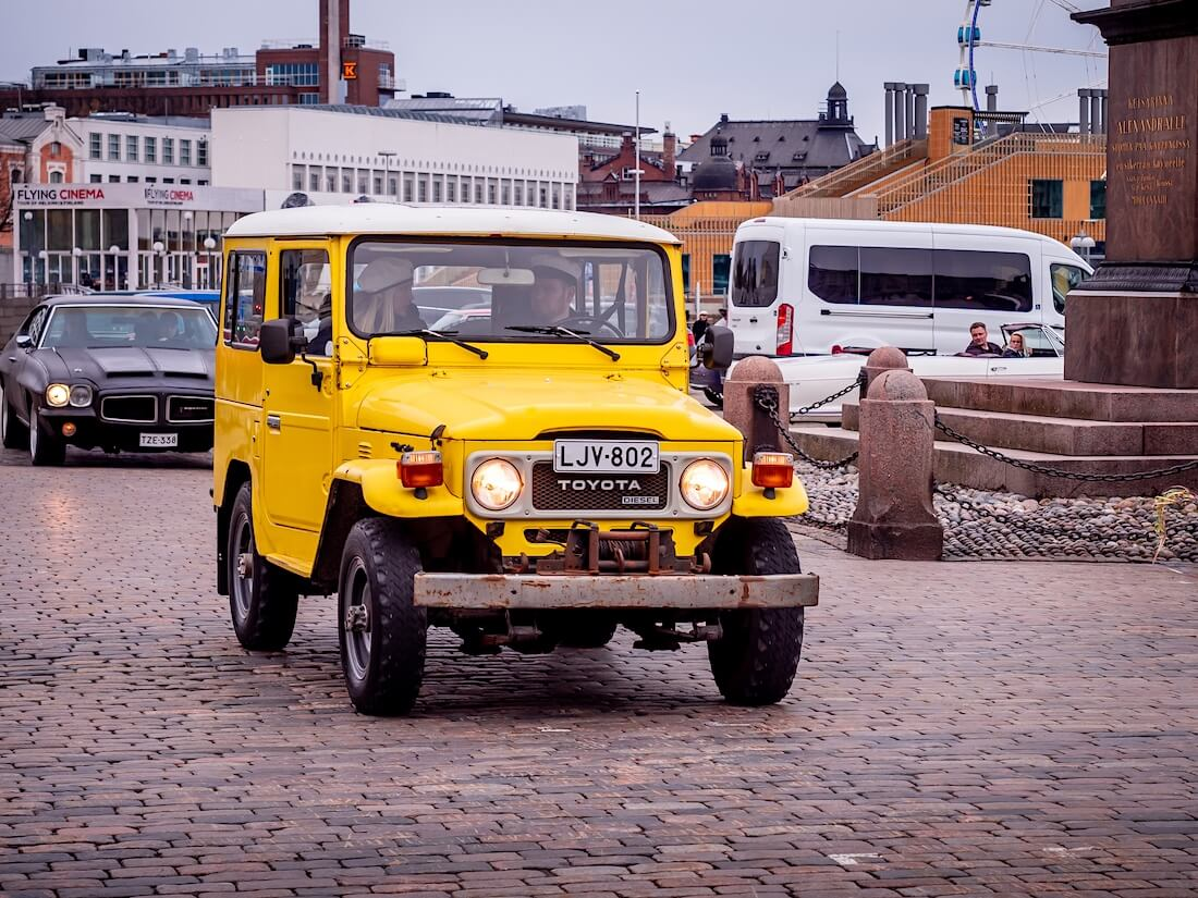 1984 Toyota Land Cruiser BJ42