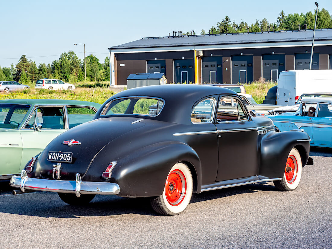1941 Buick Eight V8