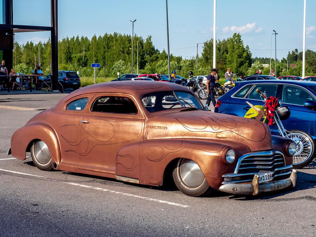1946 Chevrolet Stylemaster Suomi-Custom