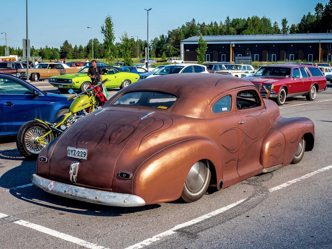1946 Chevrolet Stylermaster Suomi Kustom