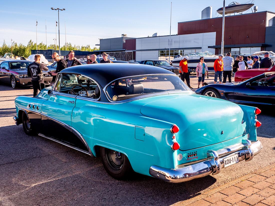 """1953 Buick Special Riviera """"Miami Vice Racing"""""""