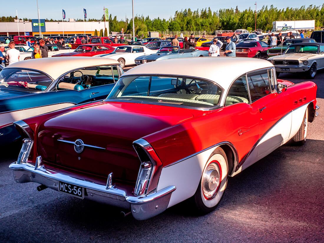 1956 Buick Special 2d Riviera museoauto