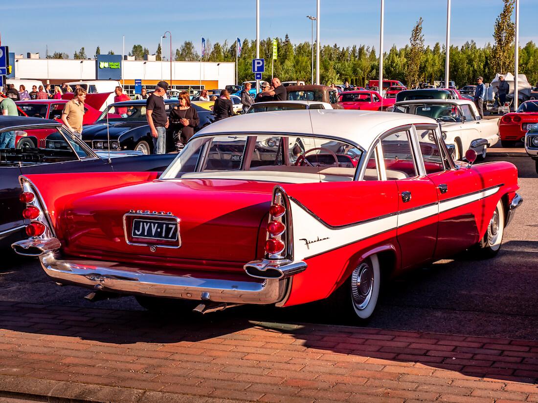 1958 DeSoto Firedome 4d Sedan 361cid V8 jenkkiauto