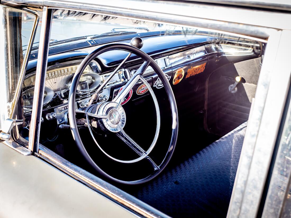 1959 Edsel Rangerin sisusta