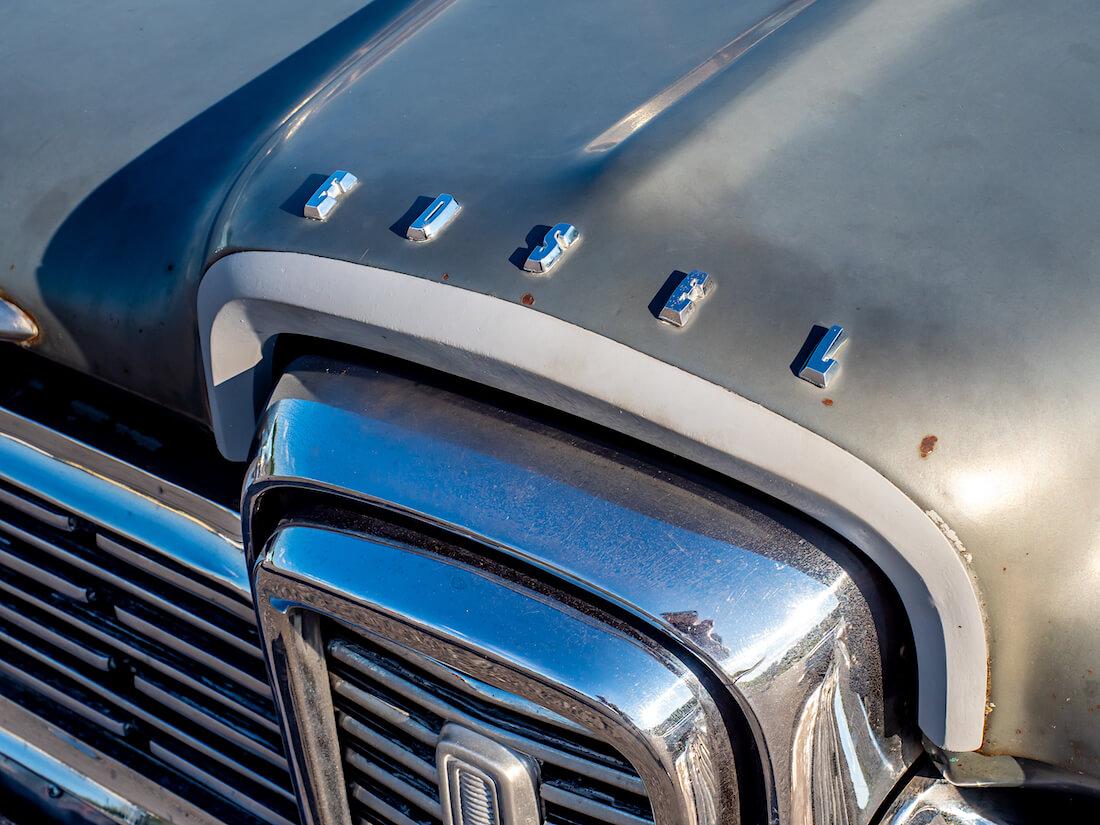 1959 Edsel Rangerin keulamerkki