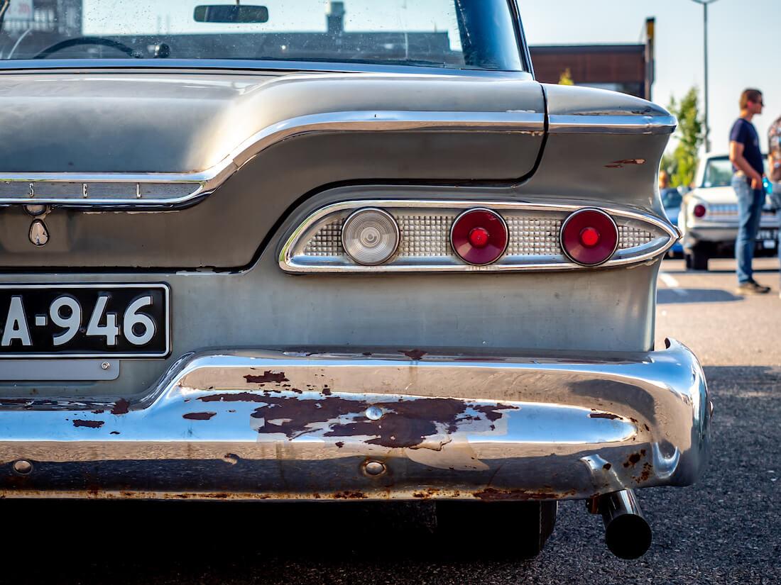 1959 Edsel Rangerin takavalo