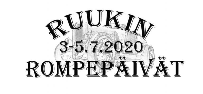 Ruukin rompepäivä 3.-5.7.2020 mainos