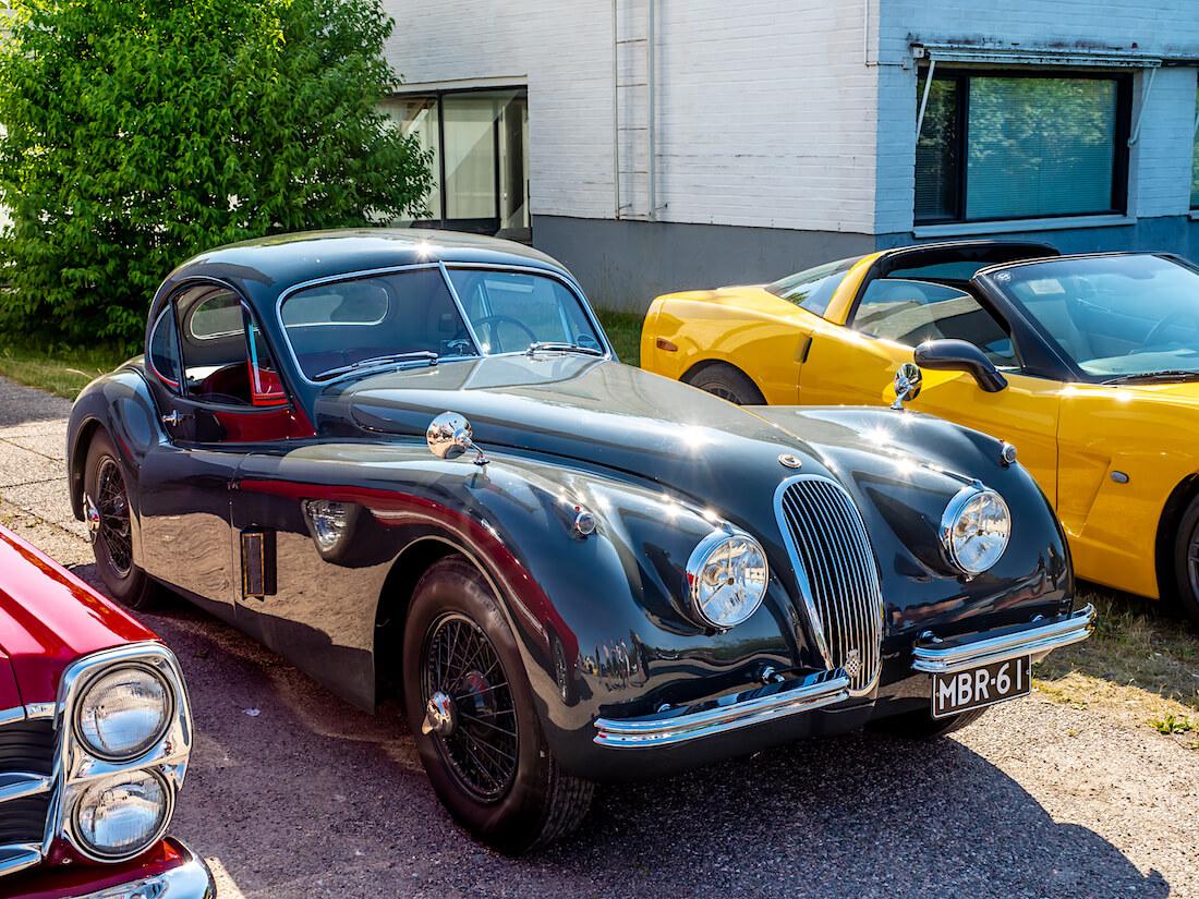 1953 Jaguar SE FHC LHD