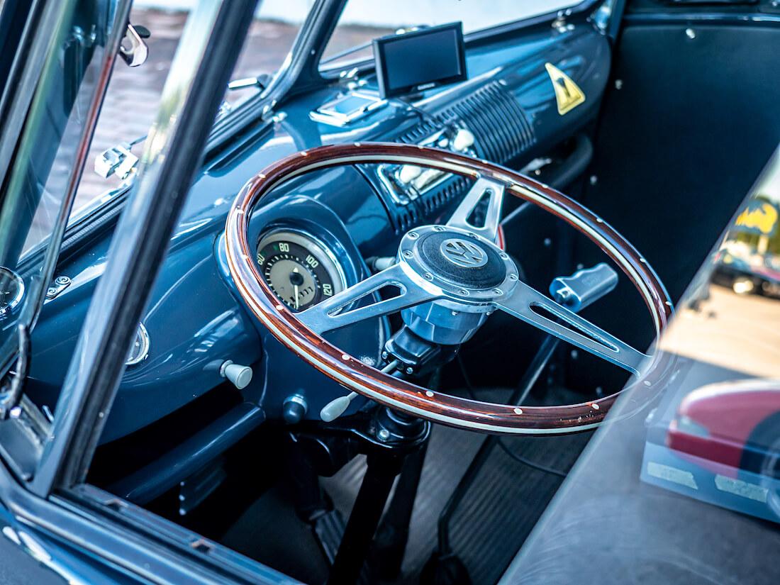 1967 Volkswagen junakeulan puuratti