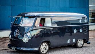 1967 Volkswagen Kastenwagen junakeula