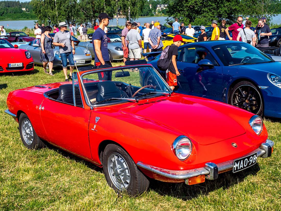 1971 Fiat 850 Sport Spider avoauto