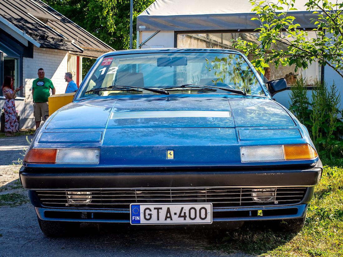 1977 Ferrari 400 Automatic V12 edestäpäin